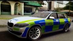 BMW 530d Kent Police RPU para GTA San Andreas