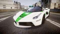 Ferrari LaFerrari 2013 HQ [EPM] PJ2 para GTA 4