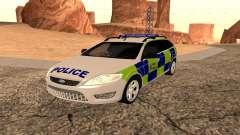 Ford Mondeo De La Policía De Kent