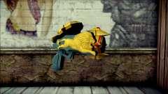 Hyper Magnum Kamen Rider Beast para GTA San Andreas