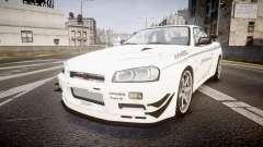 Nissan Skyline R34 GT-R Mines