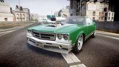 Declasse Sabre GT SS para GTA 4