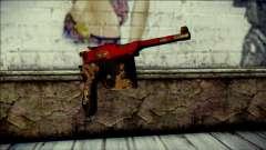 Mauser M1896 Royal Dragon CF para GTA San Andreas