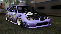 Subaru Impreza WRX STI 5pb Itasha