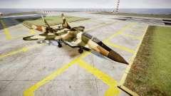 El MiG-29 para GTA 4