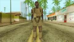 Metal Gear Solid 5: Ground Zeroes MSF v1 para GTA San Andreas
