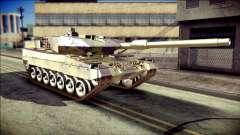 Leopard 2A6 para GTA San Andreas