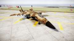El Su-47 Berkut desert