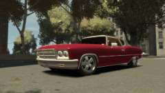 GTA 3 Yardie Lobo HD