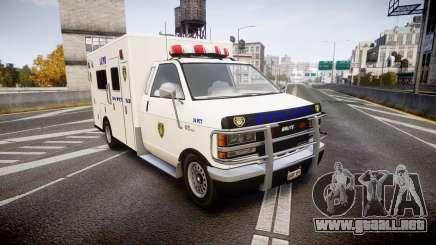 Brute Enforcer para GTA 4