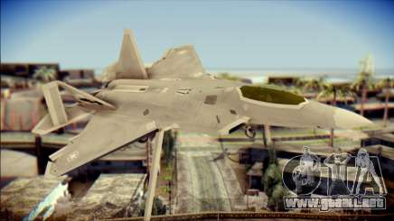 F-22 Gryphus, Falco and Antares para GTA San Andreas