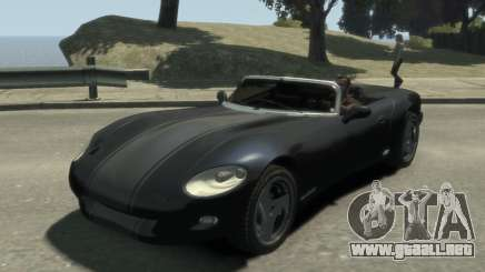 GTA 3 Bravado Banshee HD para GTA 4