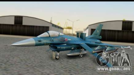 F-2A Viper Blue para GTA San Andreas