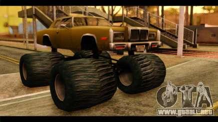 Monster Esperanto para GTA San Andreas