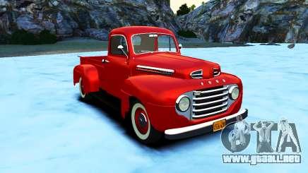 Ford F-1 1949 para GTA 4