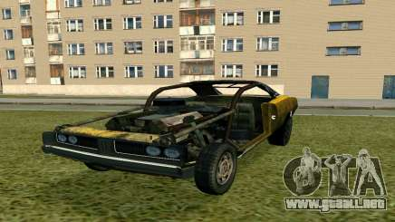 Dodge Charger RT HL2 EP2 para GTA San Andreas
