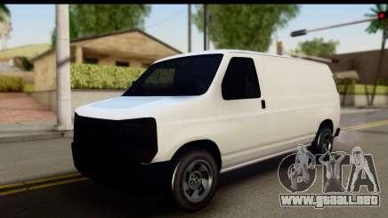 GTA 5 Rumpo para GTA San Andreas
