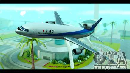 Lookheed L-1011 ANA para GTA San Andreas