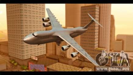 Lockheed C-5M RCAF para GTA San Andreas