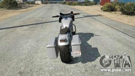 California State License plate para GTA 5