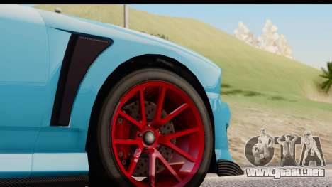 GTA 5 Bravado Buffalo S Sprunk para visión interna GTA San Andreas