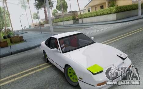 ENB Series Settings for Medium PC para GTA San Andreas tercera pantalla