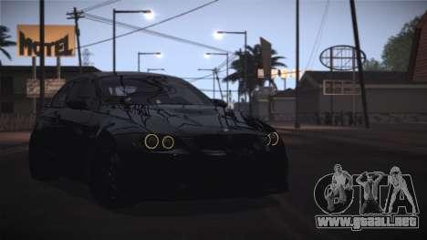 ENB by OvertakingMe (UIF) for Powerfull PC para GTA San Andreas quinta pantalla