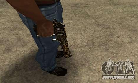 Leopard Deagle para GTA San Andreas