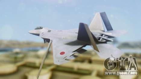 F-15DJ (E) JASDF Aggressor 32-8081 para GTA San Andreas left