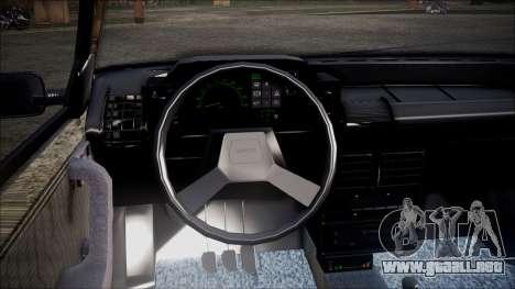 Fiat Duna Al Piso para la visión correcta GTA San Andreas