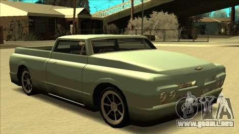 Slamvan Final para el motor de GTA San Andreas