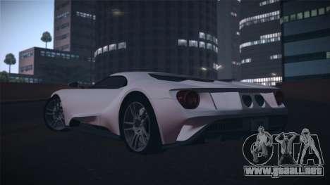 ENB by OvertakingMe (UIF) for Powerfull PC para GTA San Andreas undécima de pantalla
