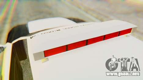Infernus Interceptor para la visión correcta GTA San Andreas