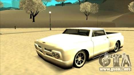 Slamvan Final para GTA San Andreas