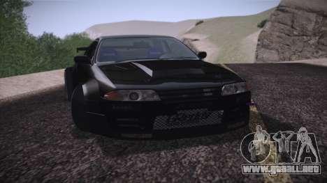 ENB by OvertakingMe (UIF) for Powerfull PC para GTA San Andreas sexta pantalla