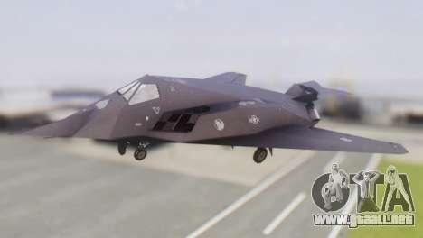 Lockheed F-117 Nighthawk ACAH para GTA San Andreas