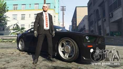 GTA 5 Asesino