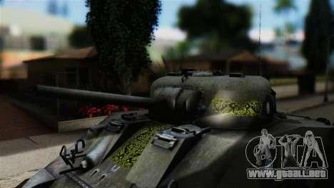 M4 Sherman Gawai Special para la visión correcta GTA San Andreas