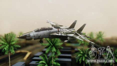 F-14D Super Tomcat VF-2 Bounty Hunters para GTA San Andreas
