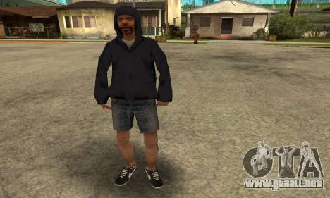 Cool Bitch Five para GTA San Andreas tercera pantalla