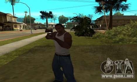 Leopard Deagle para GTA San Andreas tercera pantalla