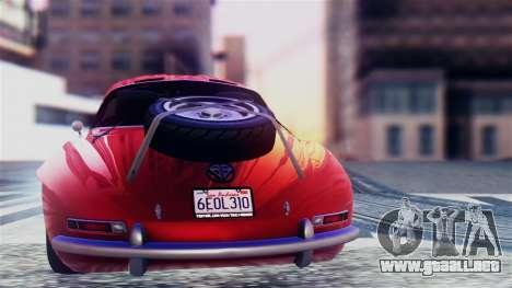 GTA 5 Benefactor Stirling GT para la visión correcta GTA San Andreas