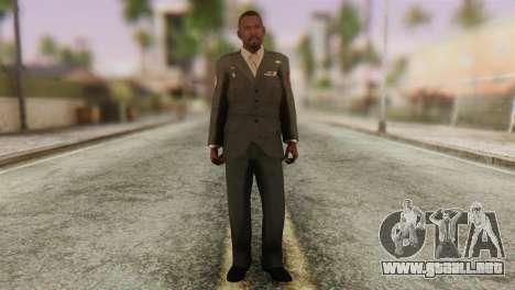 GTA 5 Skin 2 para GTA San Andreas