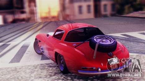 GTA 5 Benefactor Stirling GT para GTA San Andreas left