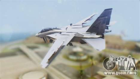 F-14A Tomcat VF-21 Freelancers para GTA San Andreas left