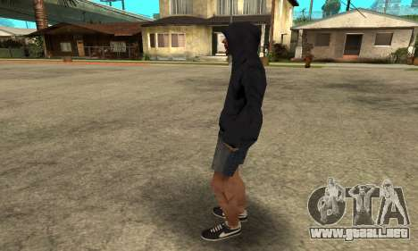 Cool Bitch Five para GTA San Andreas quinta pantalla