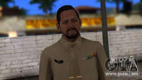 GTA 5 Skin 5 para GTA San Andreas tercera pantalla