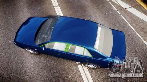 Mazda 626 para GTA 4 visión correcta
