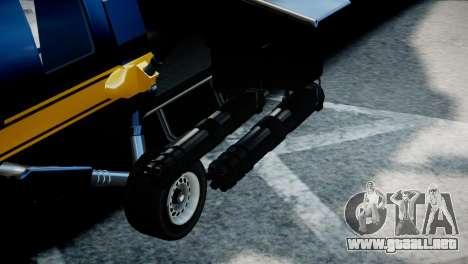 Annihilator from GTA 5 para GTA 4 visión correcta