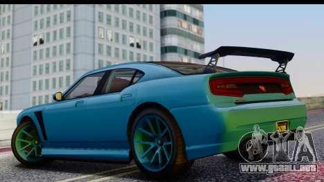GTA 5 Bravado Buffalo S Sprunk para la visión correcta GTA San Andreas